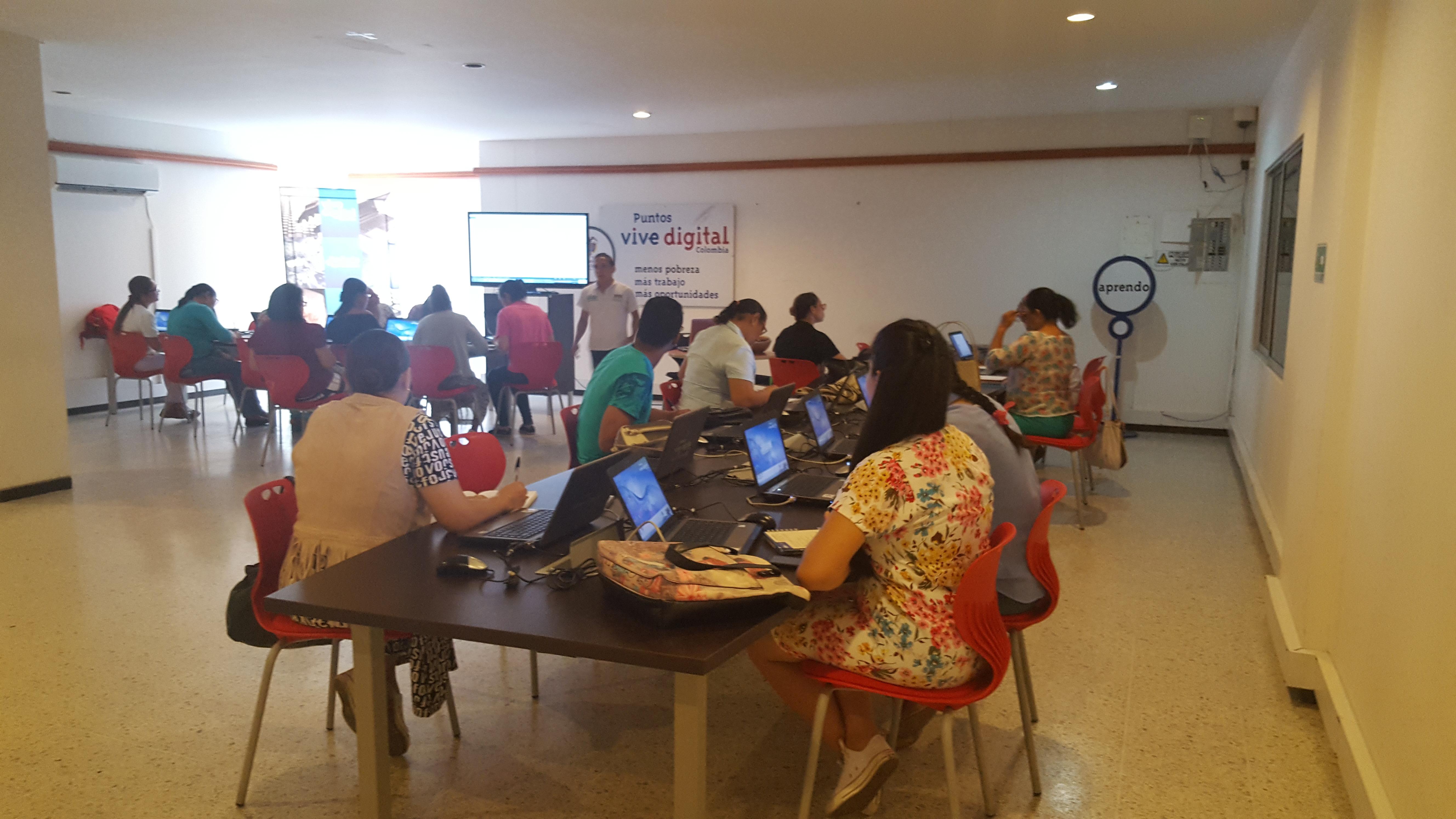 Sala de las TIC